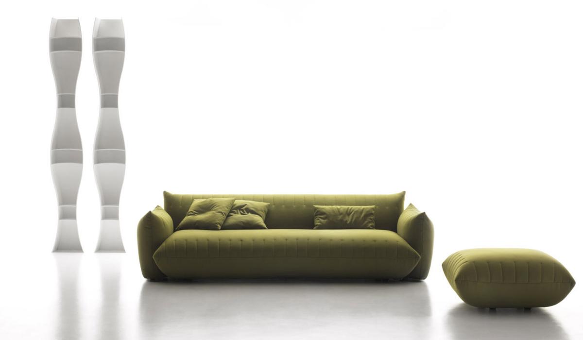 Belleri divani for Divano verde salvia