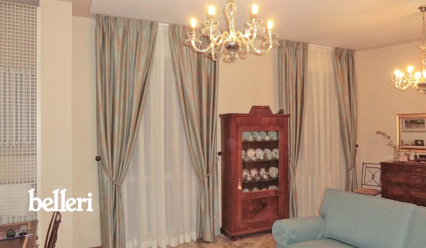 Arredare una casa in stile classico meka magazine tende for Interni classici