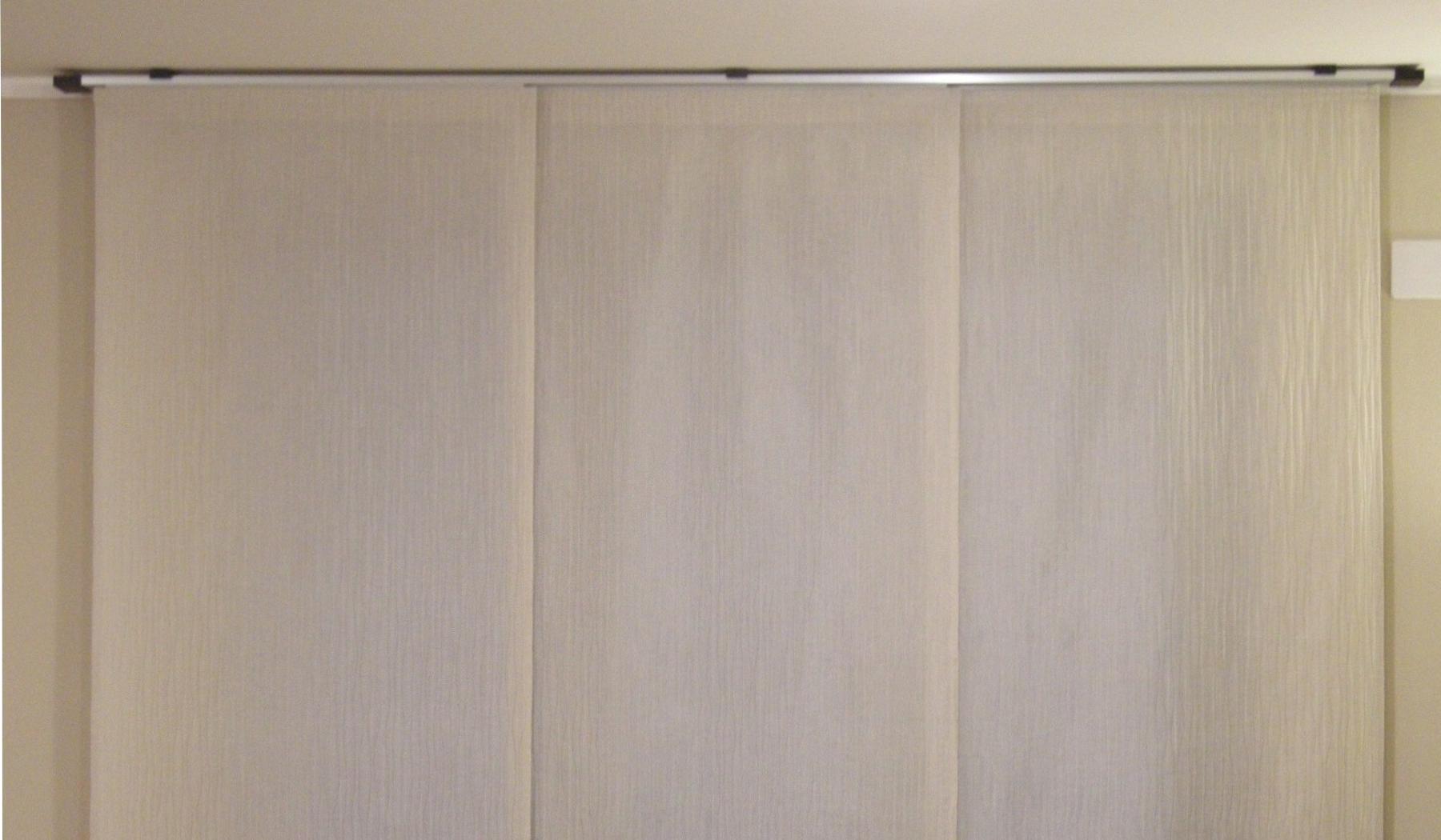 Belleri tende a pannello for Ikea binario tende